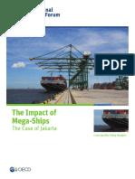 The Impact of Mega-Ships (the Case of Jakarta)