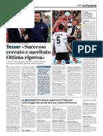 La Provincia Di Cremona 21-01-2018 - Le Interviste