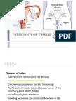 Tumor of Female Genital System