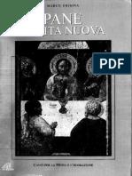 M.frisina - Pane Di Vita Nuova - Spartiti Raccolta