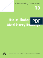 Use of Timber on Multi-Storey Building