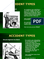 Accident Types