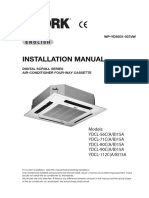Inst-Manual 4WayCassette York