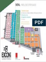 Excon 2015 Plano Pabellones