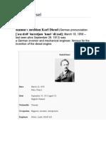 Rudolf Diesel Ukkkkkkkkkkkkkkkkkkk
