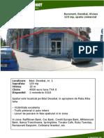 Bucuresti, Decebal, Alveus, 120 Mp
