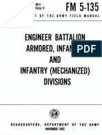 FM5-135 Engineer Battalion Armored, Infantry and Infantry (Mechanized) Divisions