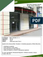 Bucuresti Decebal, Italcom, 80 Mp