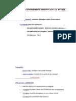 cours P1 (premier)2006