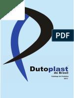Catalogo de Produtos Dutoplast 2013