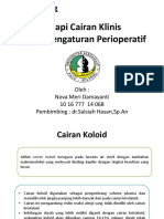 Journal Terapi Cairan Klinis