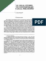 Realisme Hukum Dan Kritiknya