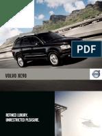 Volvo 2011 XC90 Brochure