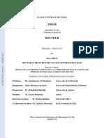 Roles de La Temperature Et de La Composition Sur Le Couplage Thermo-hydro-mecanique Des Betons