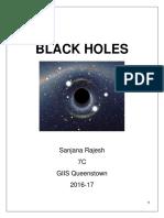 Blackholes