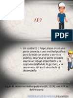 Exposicion de App