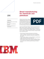 IBM Oil | Smart Manufacturing Solutions for Chemical and Petroleum