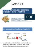 Tema 1 - Introduccion Sobre Diseno de Redes Logisticas