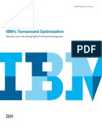 IBM Oil | IBM's Turnaround Optimization Maximizes Asset Value