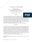A escola e a exclusão.pdf
