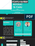 Referat TB Paru