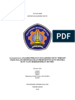 Rangkuman Implementasi Tqm Di Pt Mustikaratu