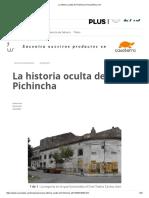 La Historia Oculta de Pichincha _ RosarioPlus