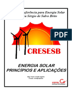 Apostila - CRESESB, 2006 - Energia Solar Princípios e Aplicações