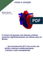 Palestra Sobre Doenças Crônicas No Brasil