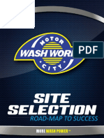 MCWW Site Selection Roadmap Outlined