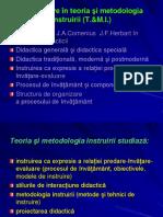 1.Introducere in Teoria Si Metodologia Instruirii
