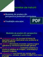 2. Bazele Teoretice Ale Instruirii