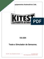 KA 004 Manual