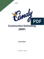 C205 - Candy Estimating - MEP - Rev 1.1 - 09-11.pdf