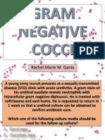 Gram Negative Cocci