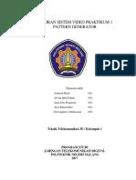 Laporan Sistem Video Praktikum 1 Revisi