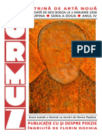 Urmuz No 11-12 2017