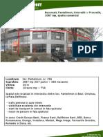 Bucuresti, Pantelimon, Delfinului, Unicredit + Procredit, 1087 Mp
