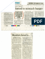 Hungry musahar in jaunpur