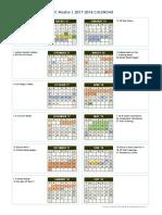 Mostar Calendar 18