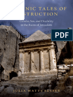 Rabbinic Tales of Destruction