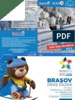 Ghid partii schi Romania 2013