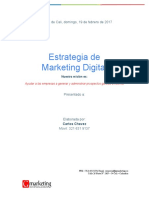 Propuestas Marketing