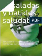 Ensaladas Y Batidos Saludables - Alvarado Villamil Rolando.pdf