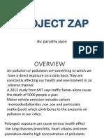 Project Zap