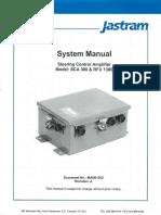 Jastram Steering Control Amplifier