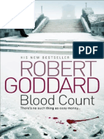 Blood Count - Robert Goddard