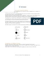 Ilephysique Phys 2-Atome