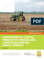 limitaciones al capital productivo venezolano - CEDICE.pdf