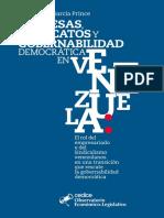 EMPRESAS, SINDICATOS Y GOBERNABILIDAD DEMOCRÁTICA EN VENEZUELA.pdf